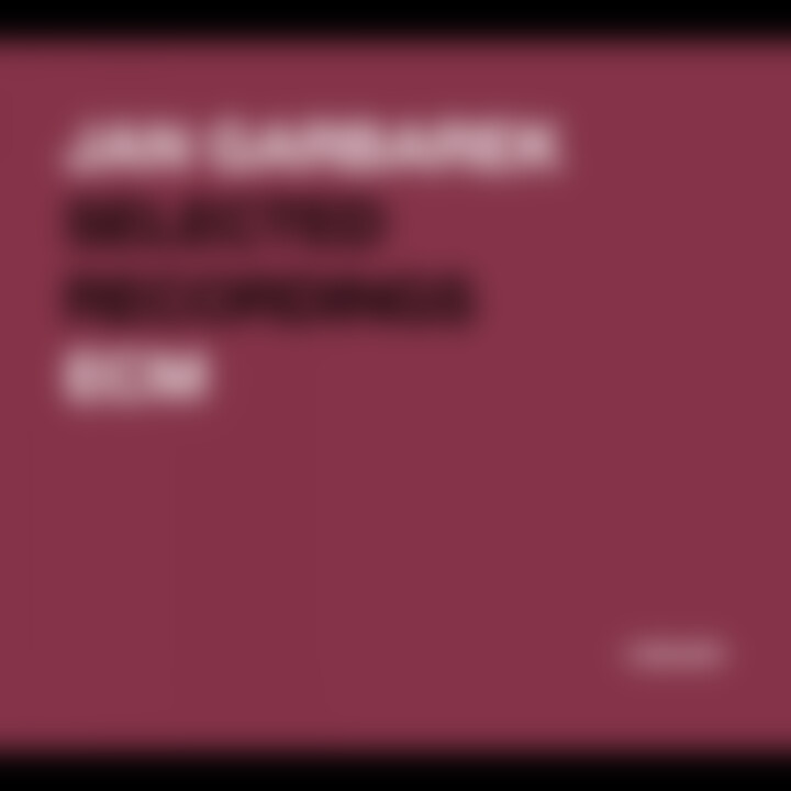 Rarum II / Selected Recordings 0044001416529