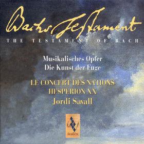 Johann Sebastian Bach, Bachs Testament, 00000059332923