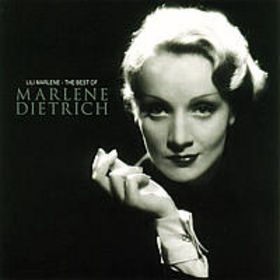 Marlene Dietrich, Lili Marlene - The Best Of Marlene Dietrich, 00731454429320