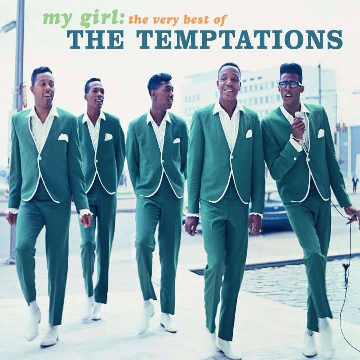 My Girl - The Very Best Of The Temptations 0044001729827