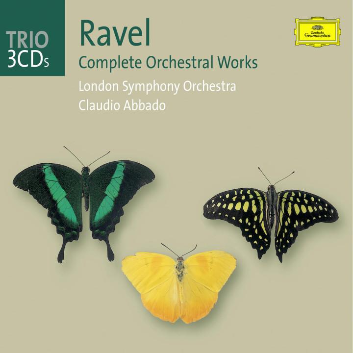 Ravel: Complete Orchestral Works 0028946935420