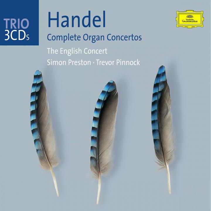 Handel: The Organ Concertos 0028946935822