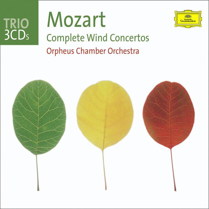 Mozart: Complete Wind Concertos 0028946936225