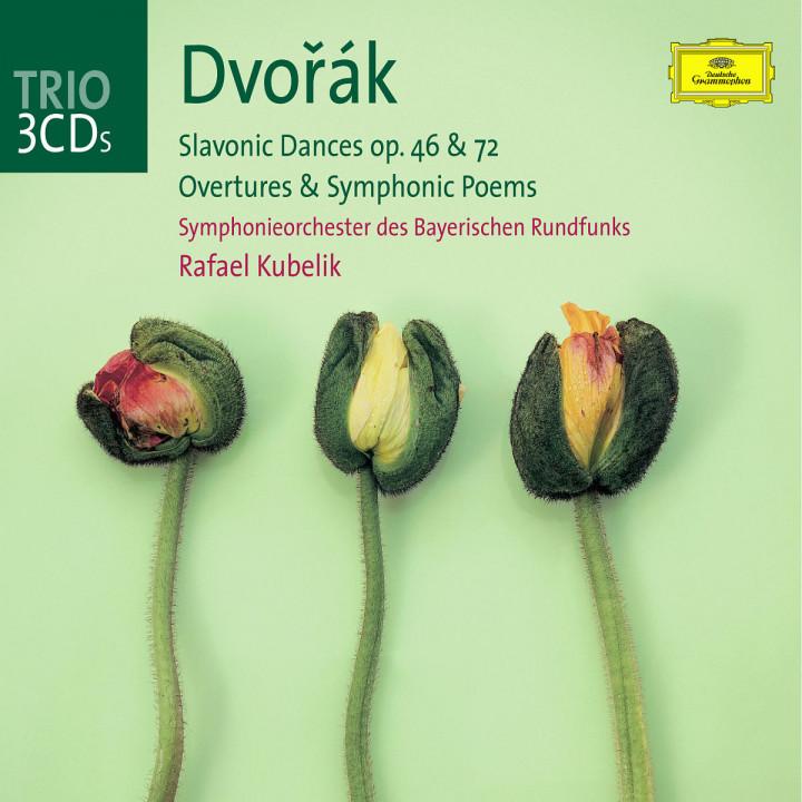 Dvorák: Slavonic Dances op. 46 & op. 72; Overtures and Symphonic Poems 0028946936627