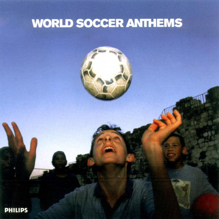 World Soccer Anthems 0028947038324