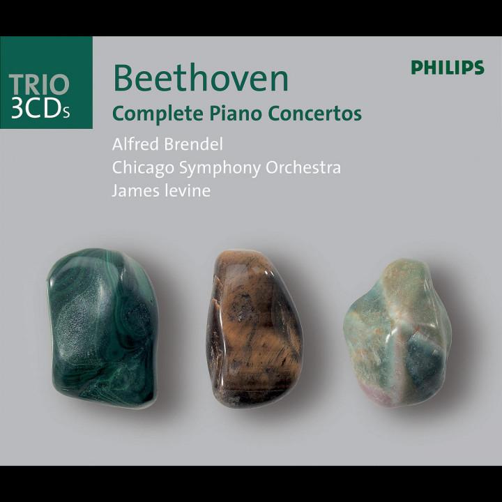 Beethoven: Complete Piano Concertos 0028947093822