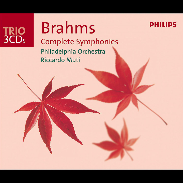Brahms: The Symphonies & Overtures 0028947094225