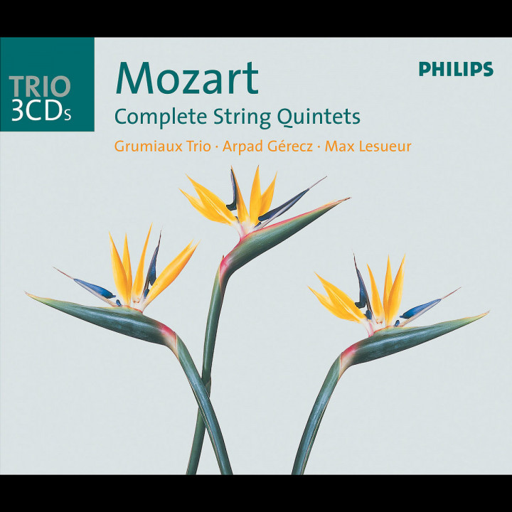 Mozart: The String Quintets 0028947095020