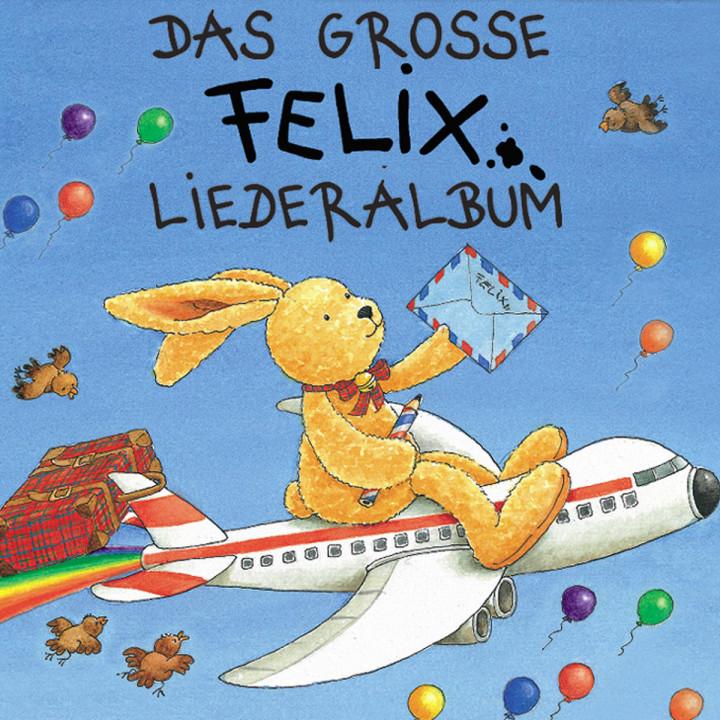 Das große Felix-Liederalbum 0731454496922