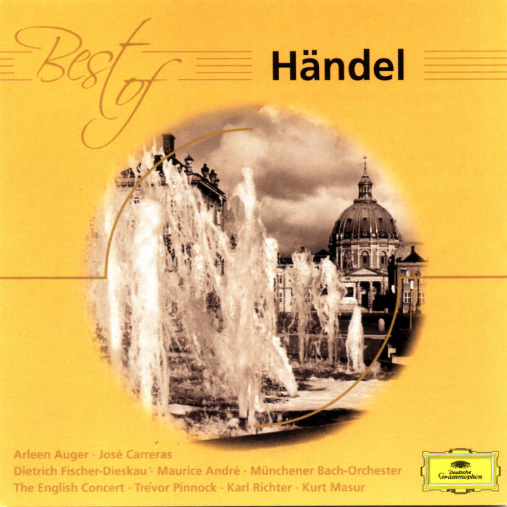 Best of... Händel 0028947236829