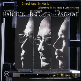Herbie Hancock, Directions In Music: Live At Massey Hall, 00731458965428