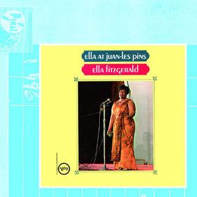 Verve Master Edition, Ella At Juan-les-Pins, 00731458965626