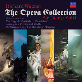 Wagner - Solti, 00028947309529