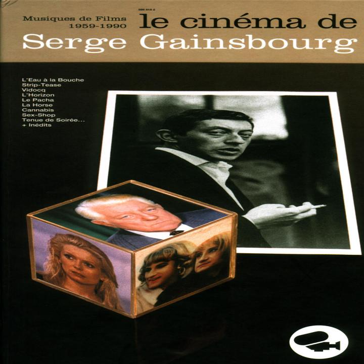 Le cinéma de Serge Gainsbourg (Vol. 4) 0731458681825