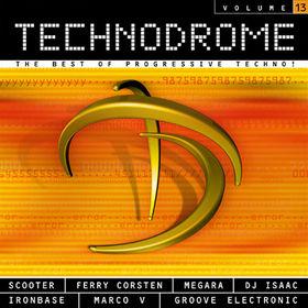 Technodrome, Technodrome (Vol. 13), 00731458357421