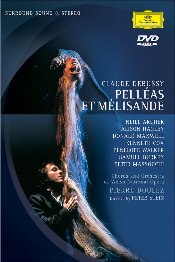 Debussy: Pelléas et Mélisande 0044007303092