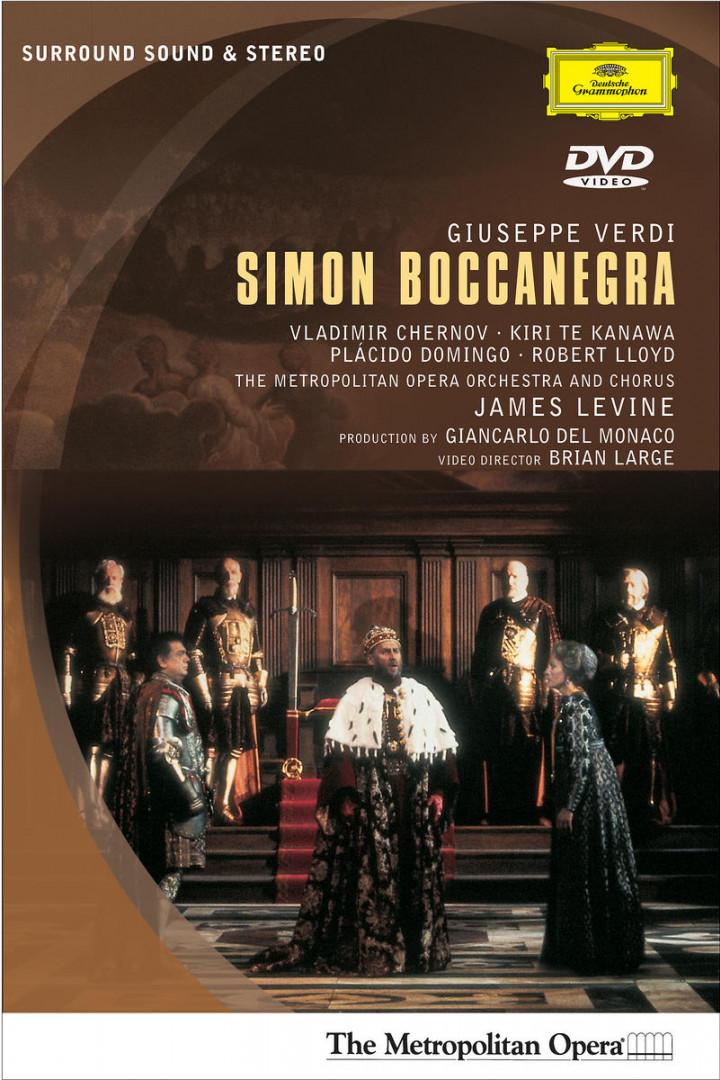 Verdi: Simon Boccanegra 0044007303195