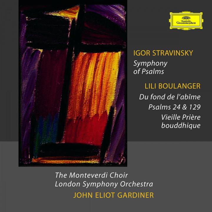 Stravinsky: Symphony of Psalms / Boulanger, L.: Psalms 0028946378924