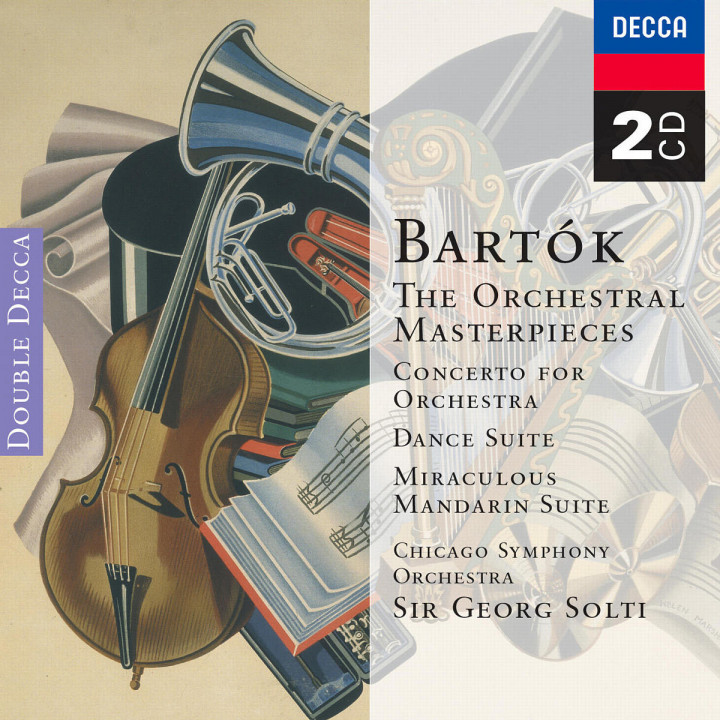 Bartok: The Great Masterpieces 0028947051622