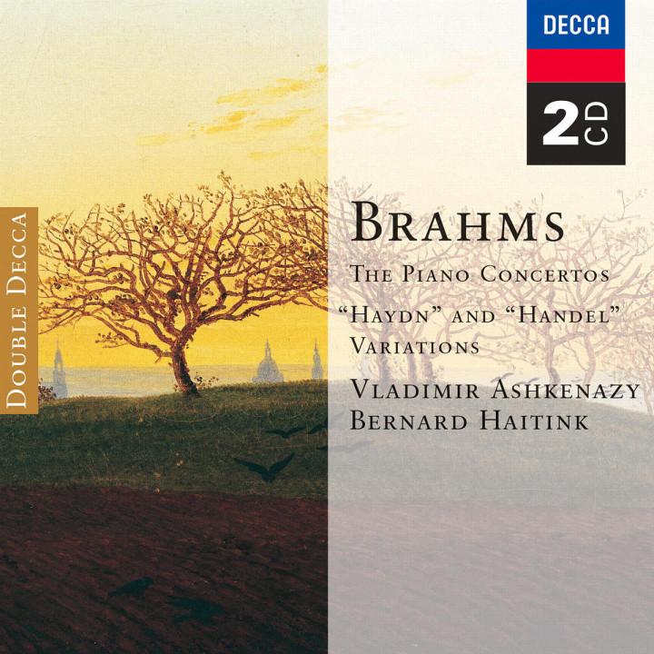 Brahms: The Piano Concertos; 'Haydn' and 'Handel' Variations 0028947051921