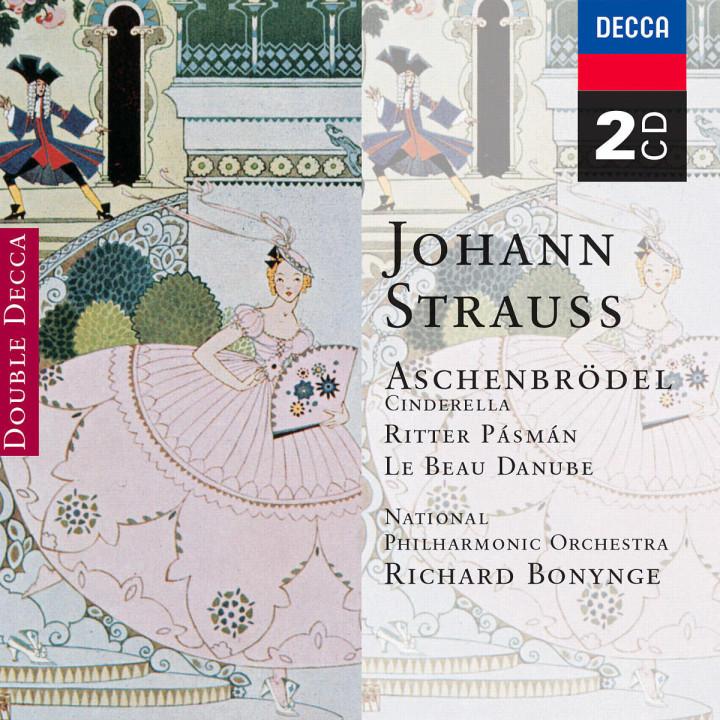 Strauss, Johann II: Aschenbrodel (Cinderella) etc. 0028947052221