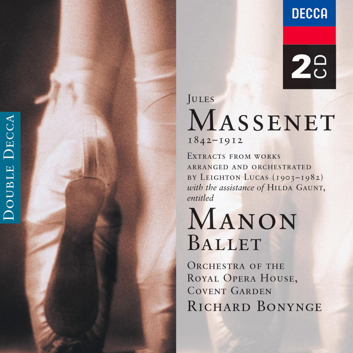 Massenet: Manon - Complete Ballet 0028947052520