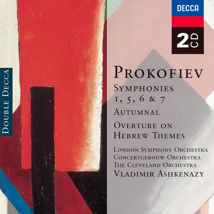 Prokofiev: Symphonies Nos. 1, 5, 6 & 7 etc. 0028947052829
