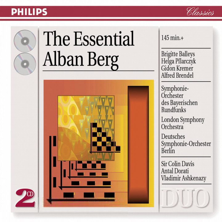 The Essential Berg 0028947053129
