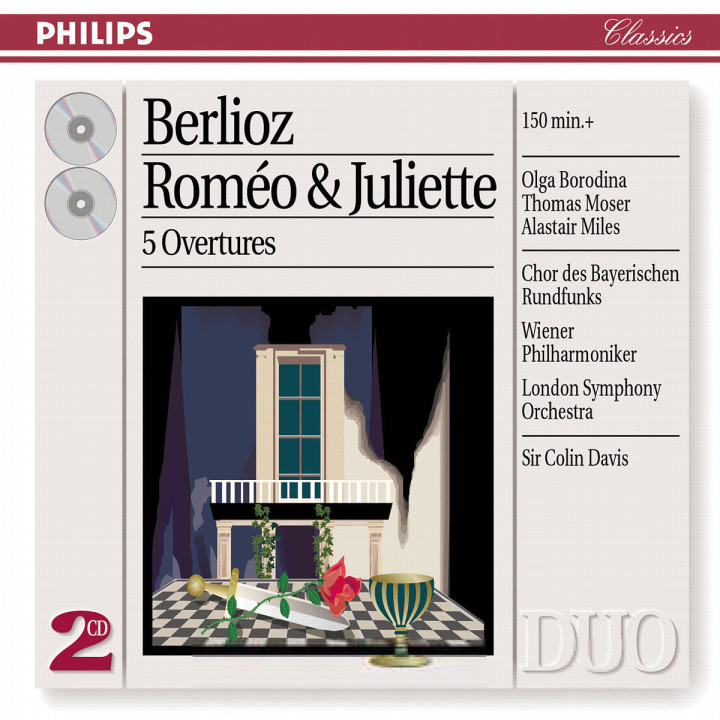 Berlioz: Romeo & Juliet etc 0028947054326