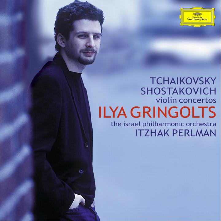Tchaikovsky / Shostakovich: Violin Concertos 0028947161626