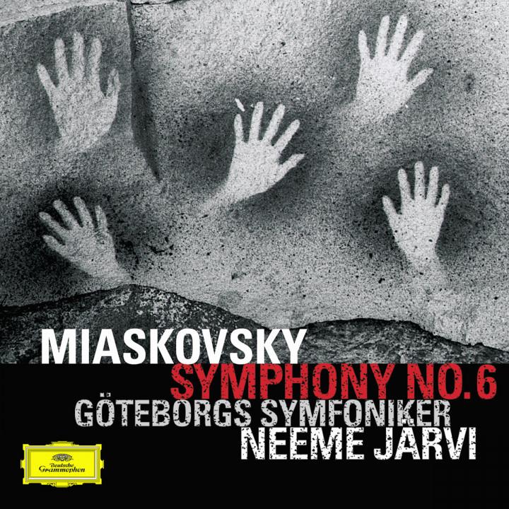 Miaskovsky: Symphony No.6 0028947165527