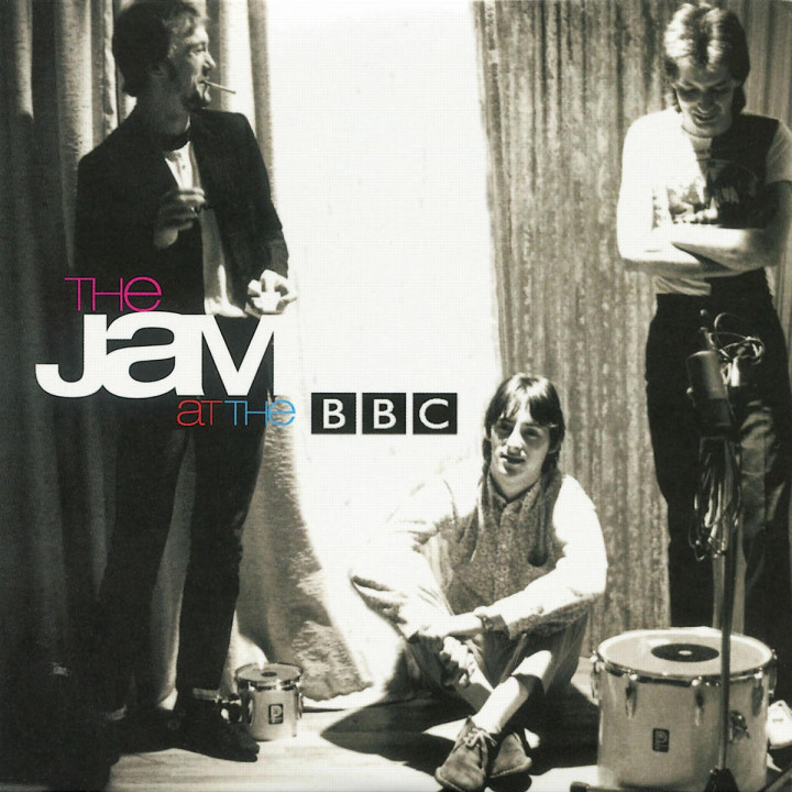 The Jam At The BBC - Limited Edition 0731458969026