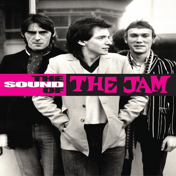 The Sound Of Jam 0731458992028