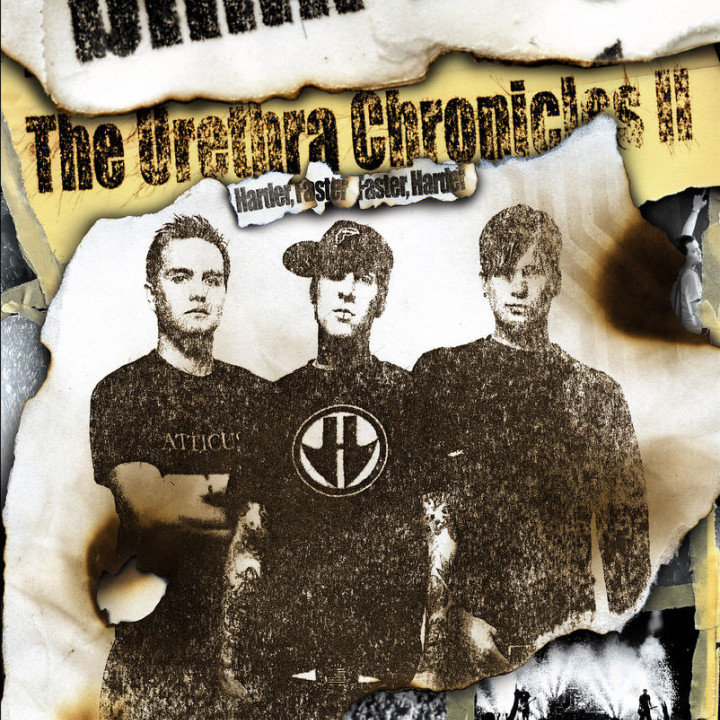 Urethra Chronicles II - Harder Faster, Harder Faster 0008811289296