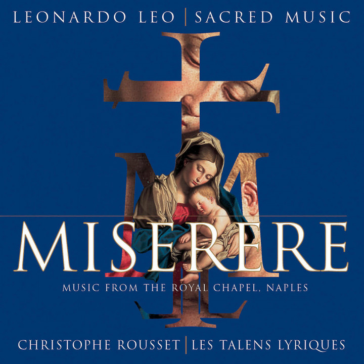 Miserere - Music From The Royal Chapel. Naples 0028946002027