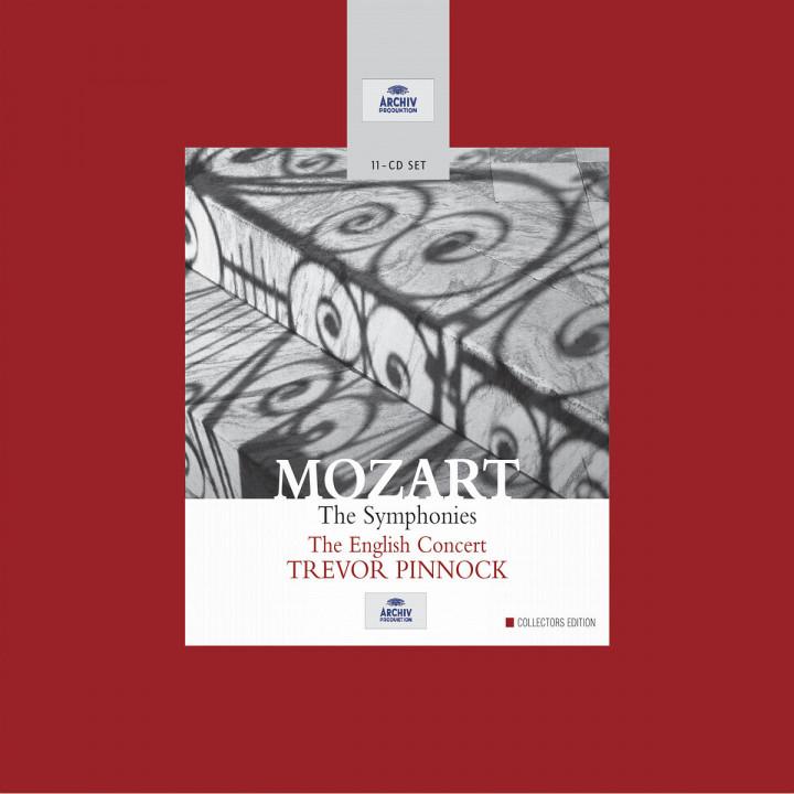 Mozart: The Symphonies 0028947166621