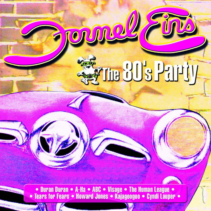 Formel Eins - The 80's Party 0731458366027