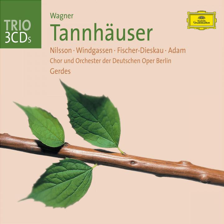 Wagner: Tannhäuser 0028947170824