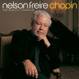 Frédéric Chopin, Chopin: Piano Sonata No.3, Etudes Op.25 etc, 00028947028826