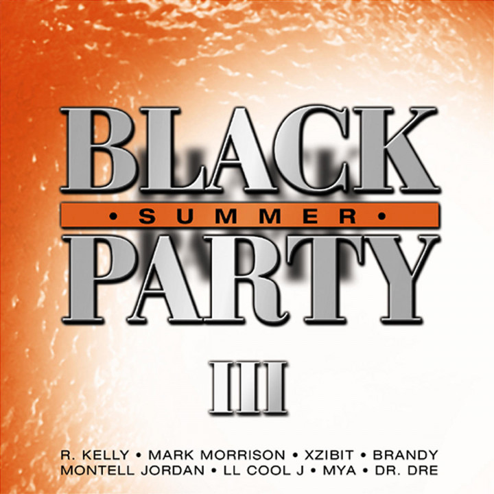 Black Summer Party III 0731458368225