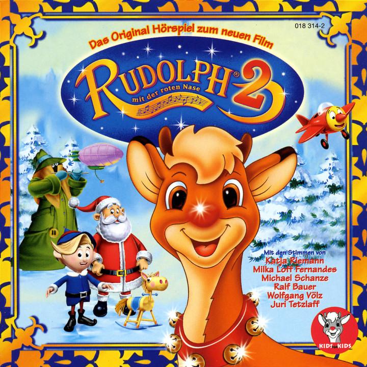 Rudolph (Vol. 2): Rudolph und der Spielzeugdieb 0044001831421