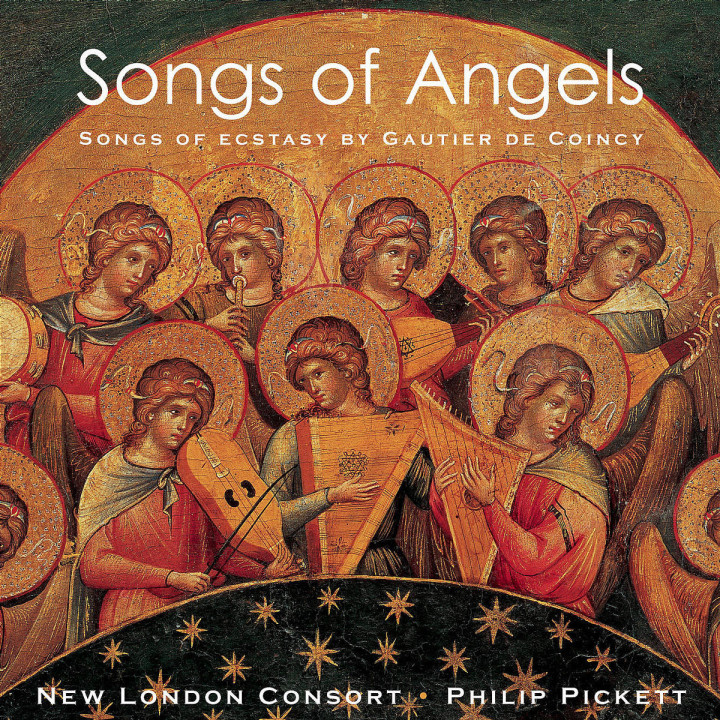 Songs Of Angels 0028946079427