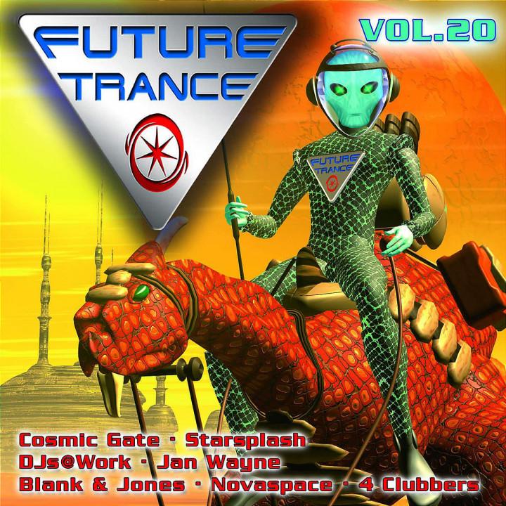 Future Trance (Vol. 20) 0731458376927