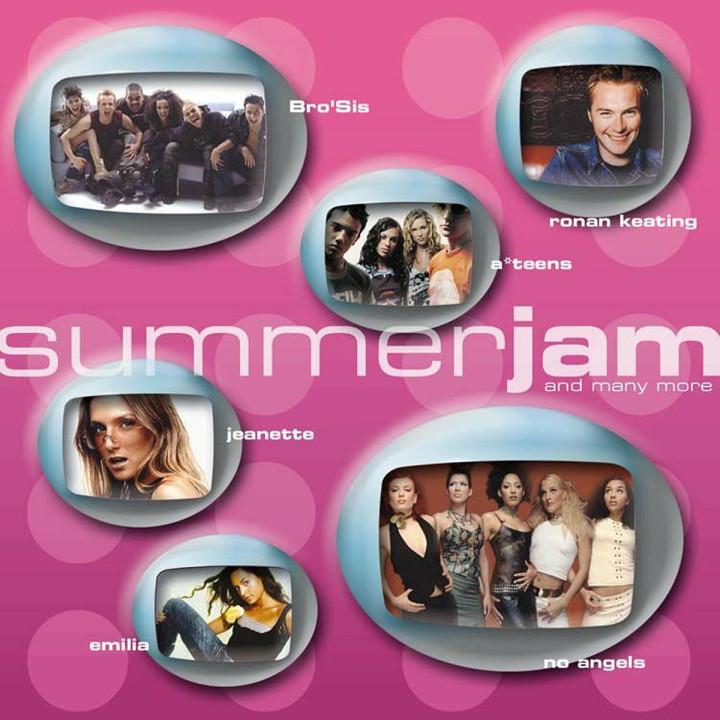 Summer Jam 0731458303923