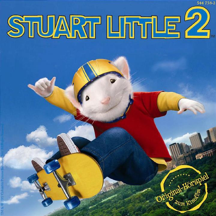 Stuart Little 2 - Das Original Hörspiel zum Kinofilm 0731454475822