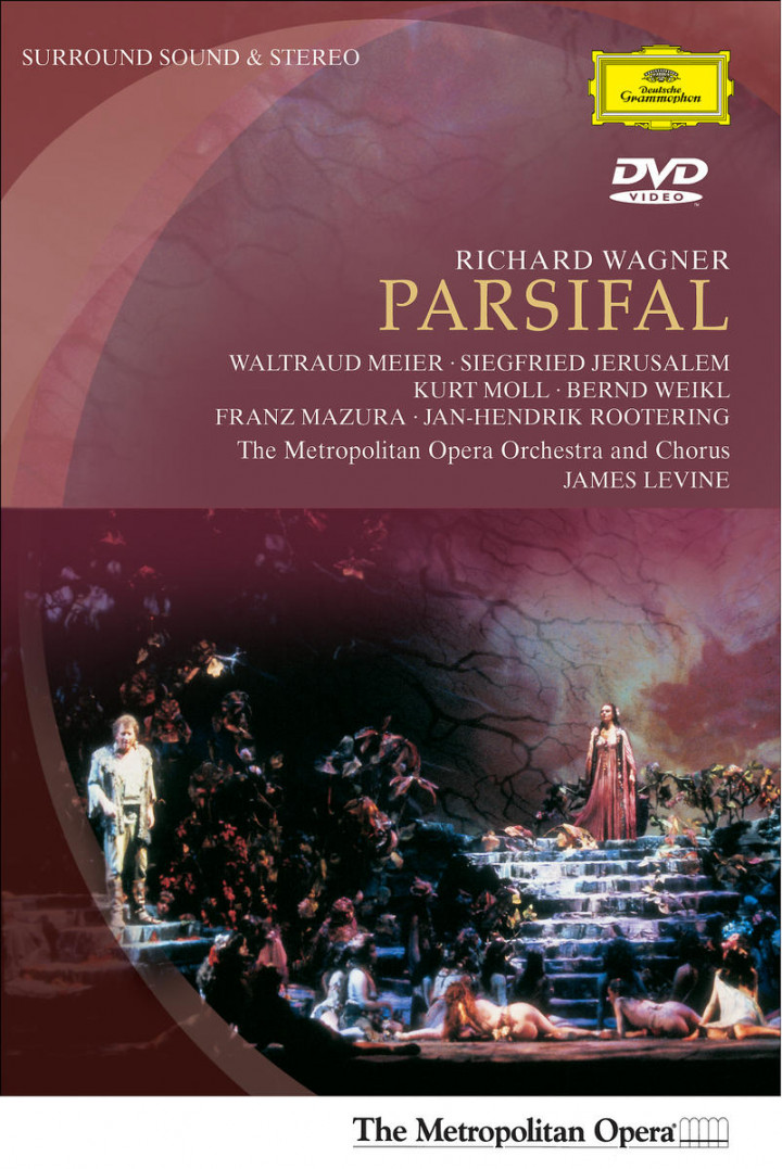 Wagner: Parsifal 0044007303298