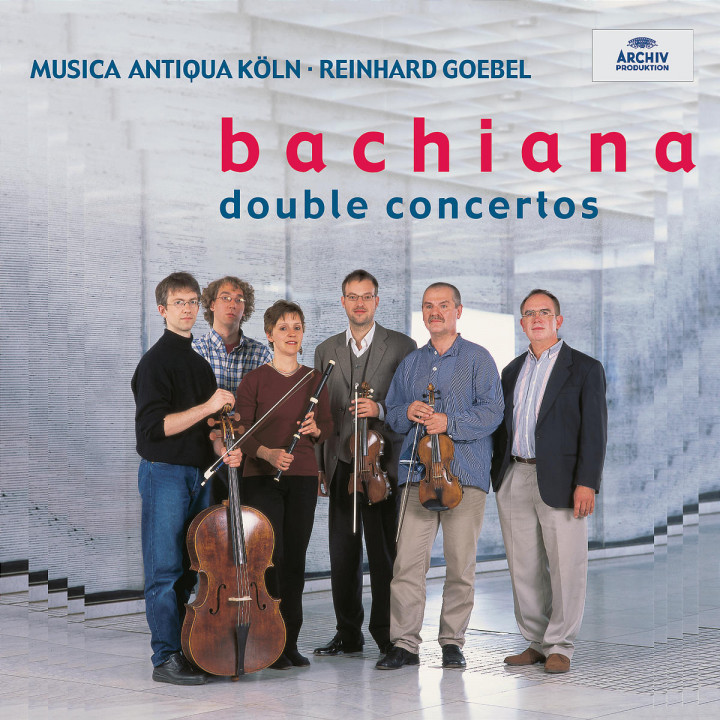 Bachiana II - Music by the Bach Family: Concertos 0028947157928