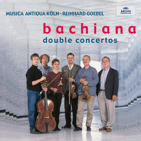 Bachiana Double Concertos, 00028947157922