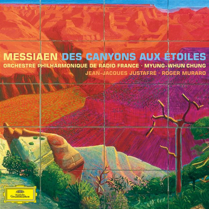 Messiaen - Des canyons aux étoiles... 0028947161729