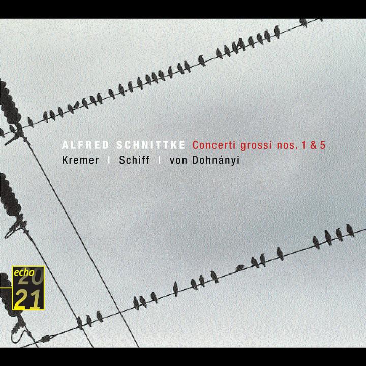 Schnittke: Concerti Grossi Nos.1 & 5; Quasi una Sonata 0028947162627